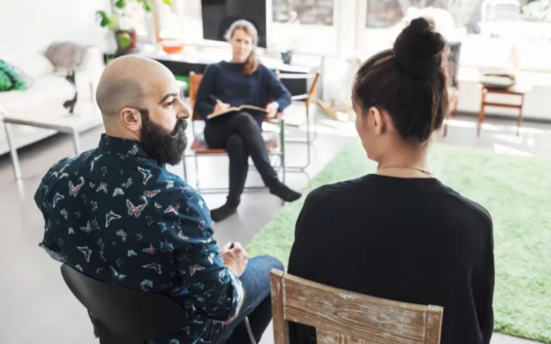 Huffpost: 8 Questions About Couples Therapy You May Be Too Afraid To Ask